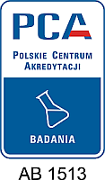 Certyfikat PCA AB1513